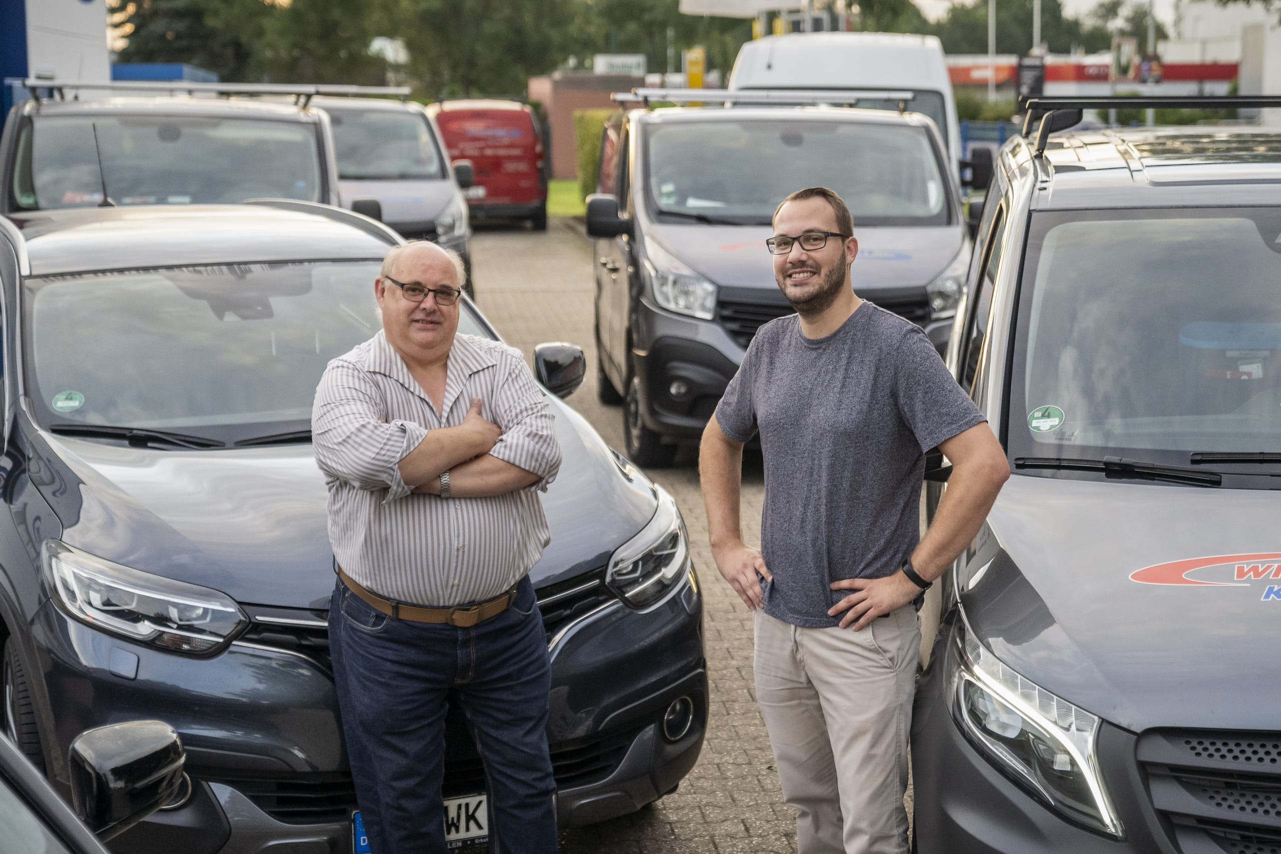 Flottenversicherung: Richtig günstiger Fuhrparkschutz