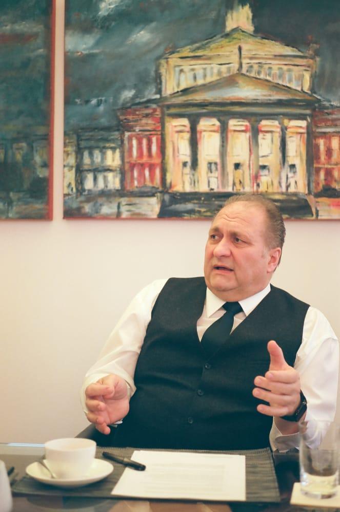 ans Peter Wollseifer, Präsident des Zentralverbandes des Deutschen Handwerks (ZDH).