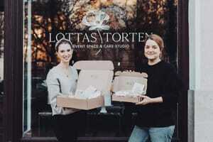Lottas Torten: Sweet Treat Boxen