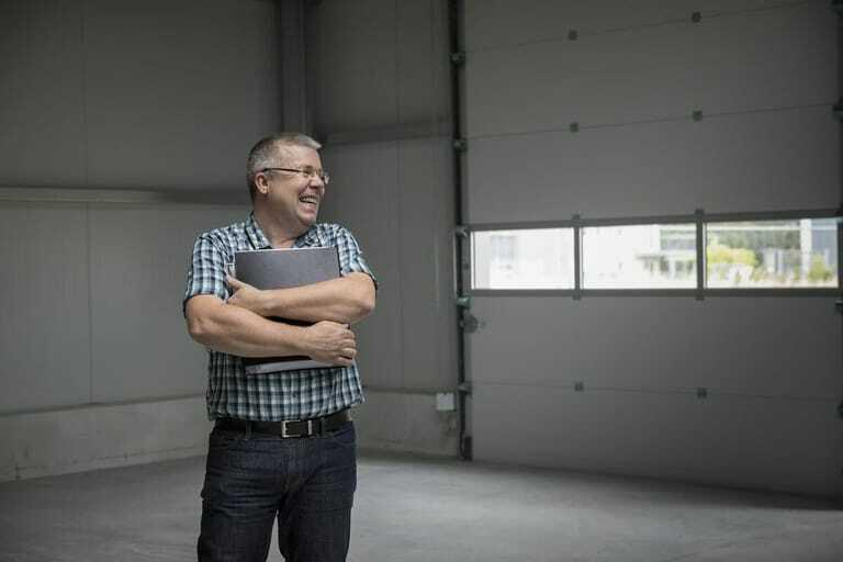 Andreas Tenter, Inhaber der Firma Schoof Sanitärtechnik in Tönisvorst.