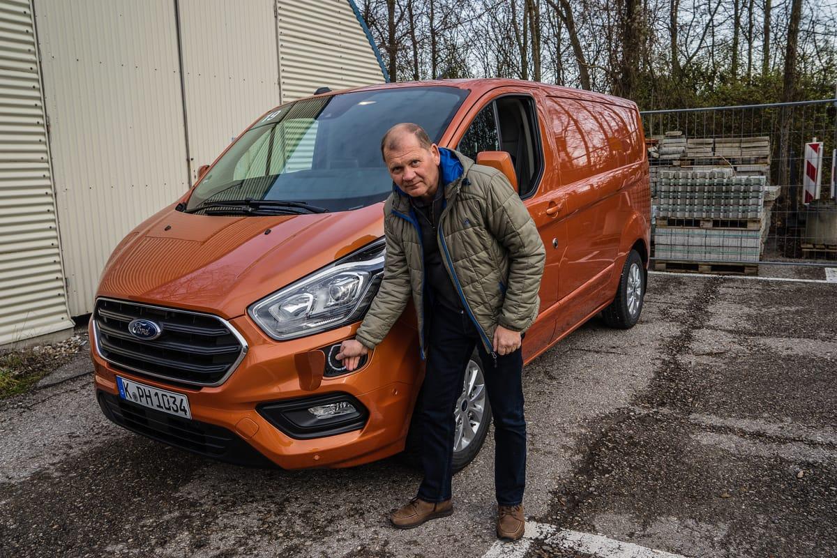 """""""Mulatz fährt"""": Ein Transporter für Technik-Begeisterte"""