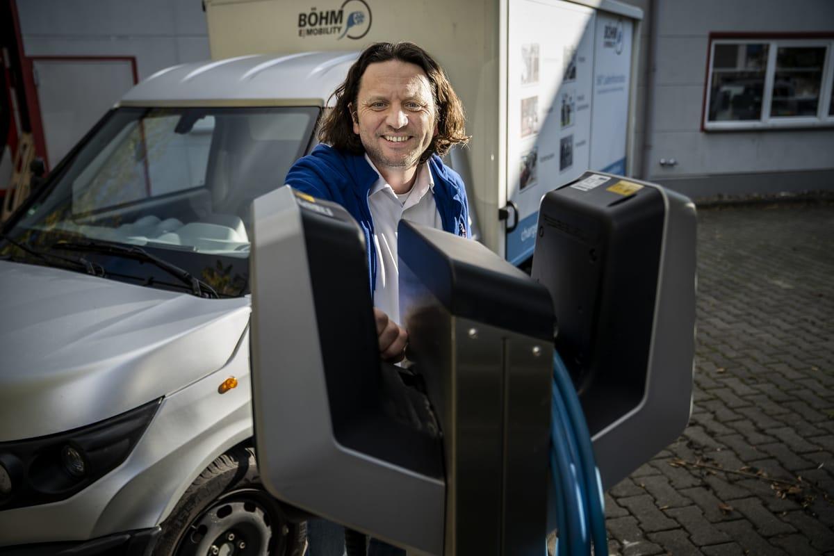 Elektrohandwerk: Neue Marktchancen durch Ladeinfrastruktur für E-Mobilität