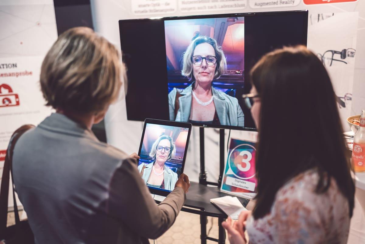 Augmented Reality: Produzieren und Planen in der virtuellen Welt