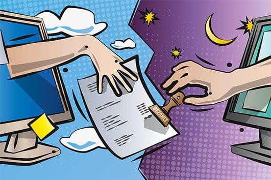 E-Invoicing: So sparen Sie erheblich Papier und Porto