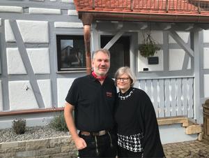 Dachfenster-Retter Sara und Oliver Dundiew