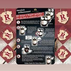 Regel zu Corona-Lockerungen bei Stadtbrotbäcker Rott