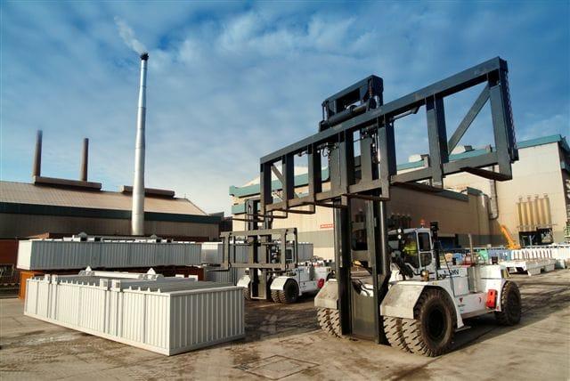 Gabelstapler Konecranes SMV 65-1200 B
