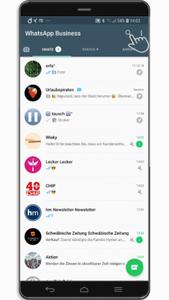 WhatsApp Business Filter