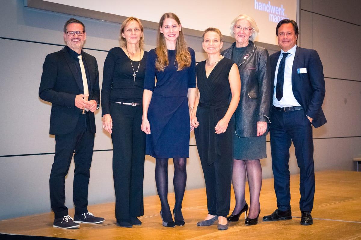 Preisverleihung UFH 2017