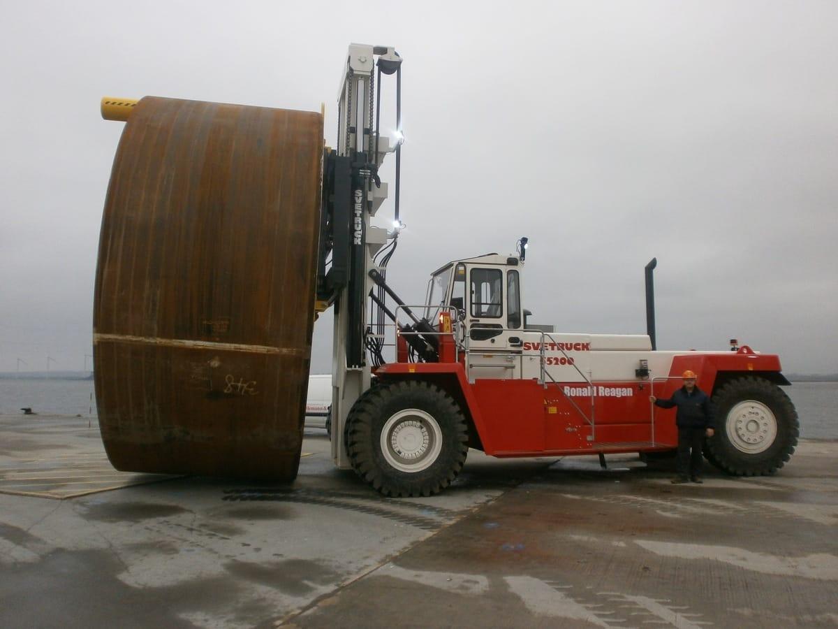 Gabelstapler Svetruck 55200