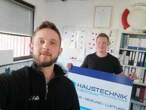 #achsiesindhierderchef Janusch Falk