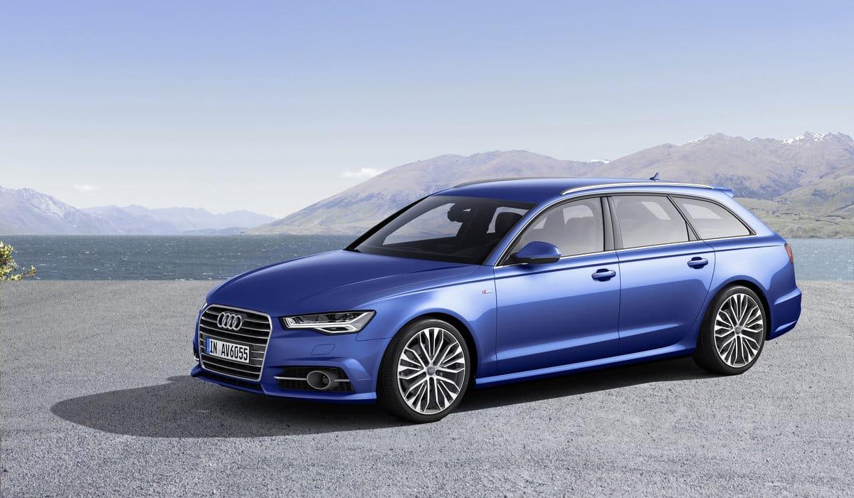 Audi A6 Avant, Audi A4 Avant und Skoda Superb Combi