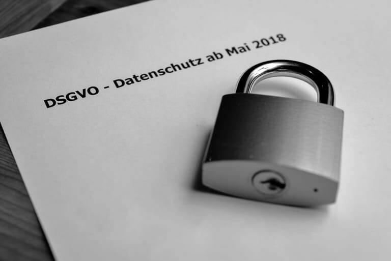 EU-Datenschutzgrundverordnung (DSGVO)