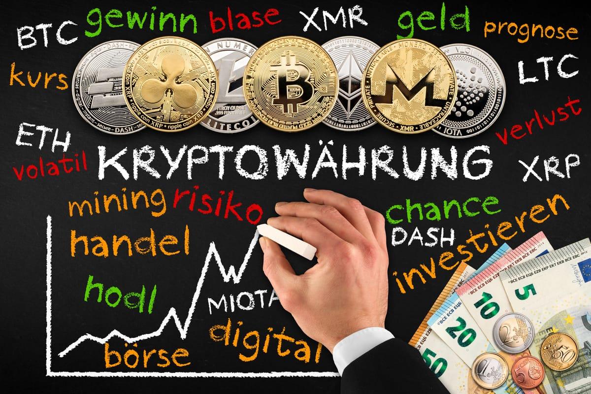 Bitcoin & Co.: Kryptos in der Krise