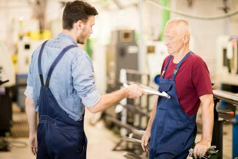 Konfliktgespräch Arbeitssicherheit