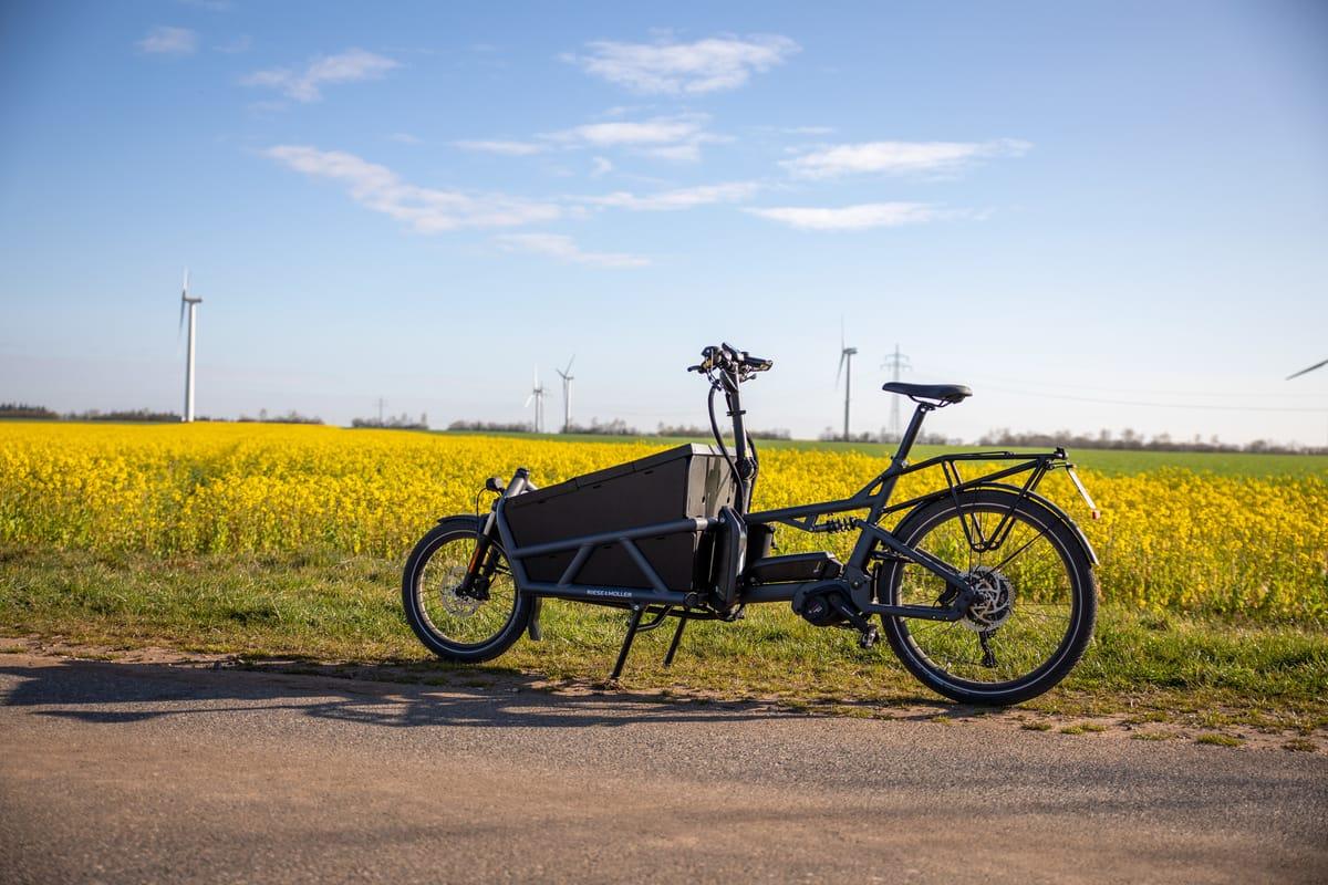 Lastenräder: Diese Vorschriften sollten Sie prüfen