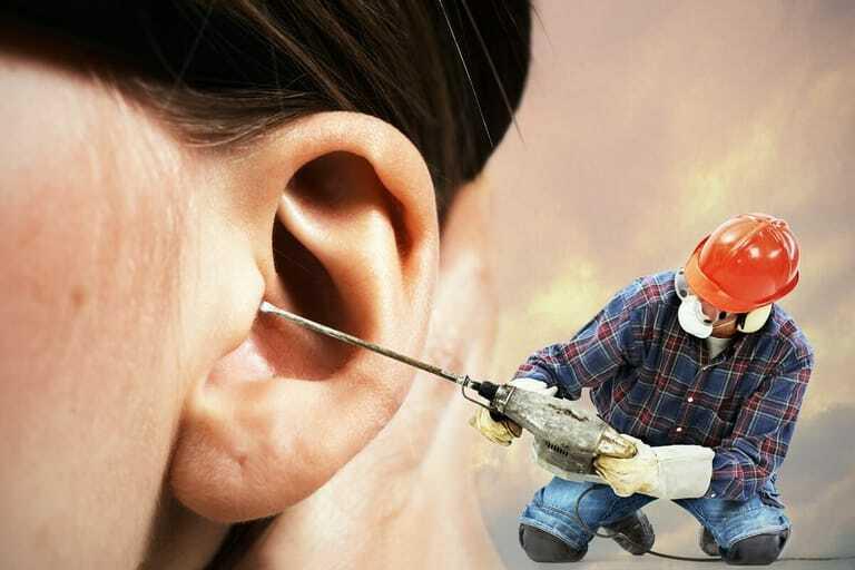 Lärmschwerhörigkeit