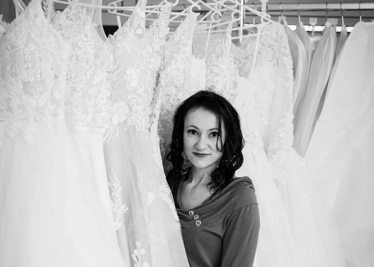 Brautkleider von Anna Uspek