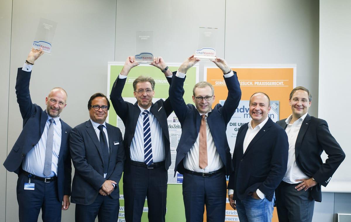 Chef-Kombi-Wettbewerb 2017 – Audi, VW und Škoda
