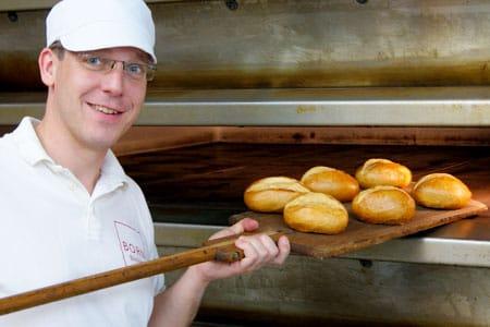 Bäckermeister Rüdiger Born