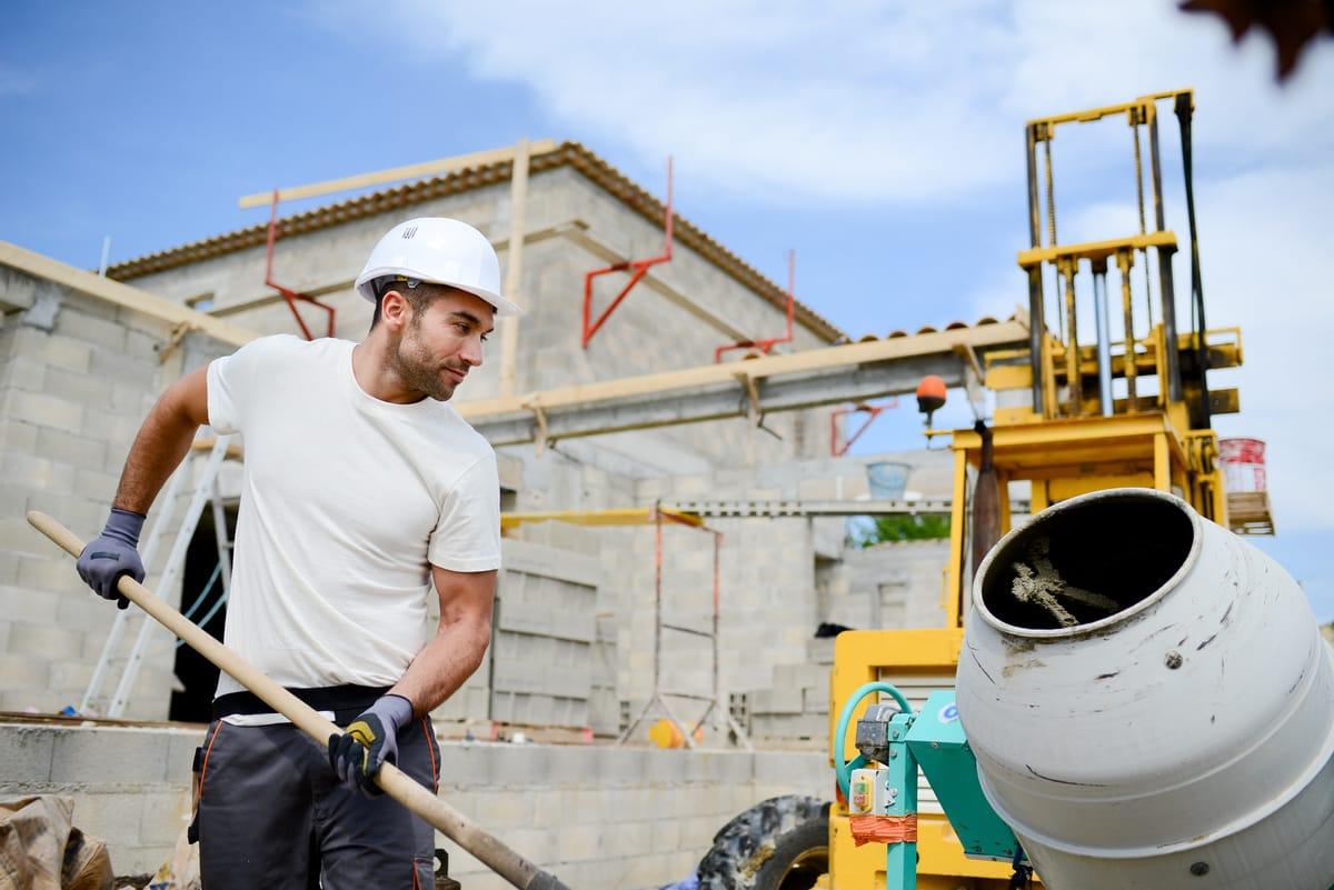 Baugewerbe: Mindestlöhne steigen um 30 Cent