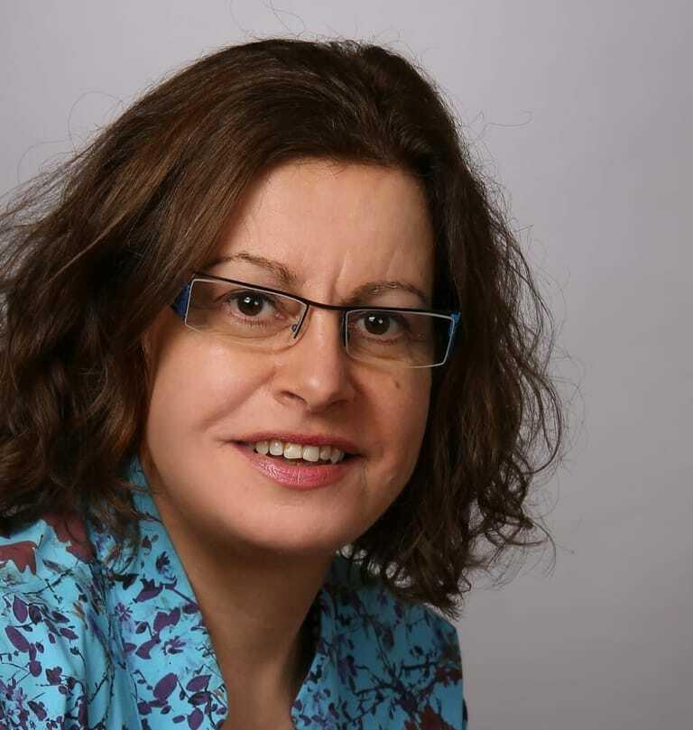 Ruth Baumann Landesvorsitzende UFH Baden-Württemberg