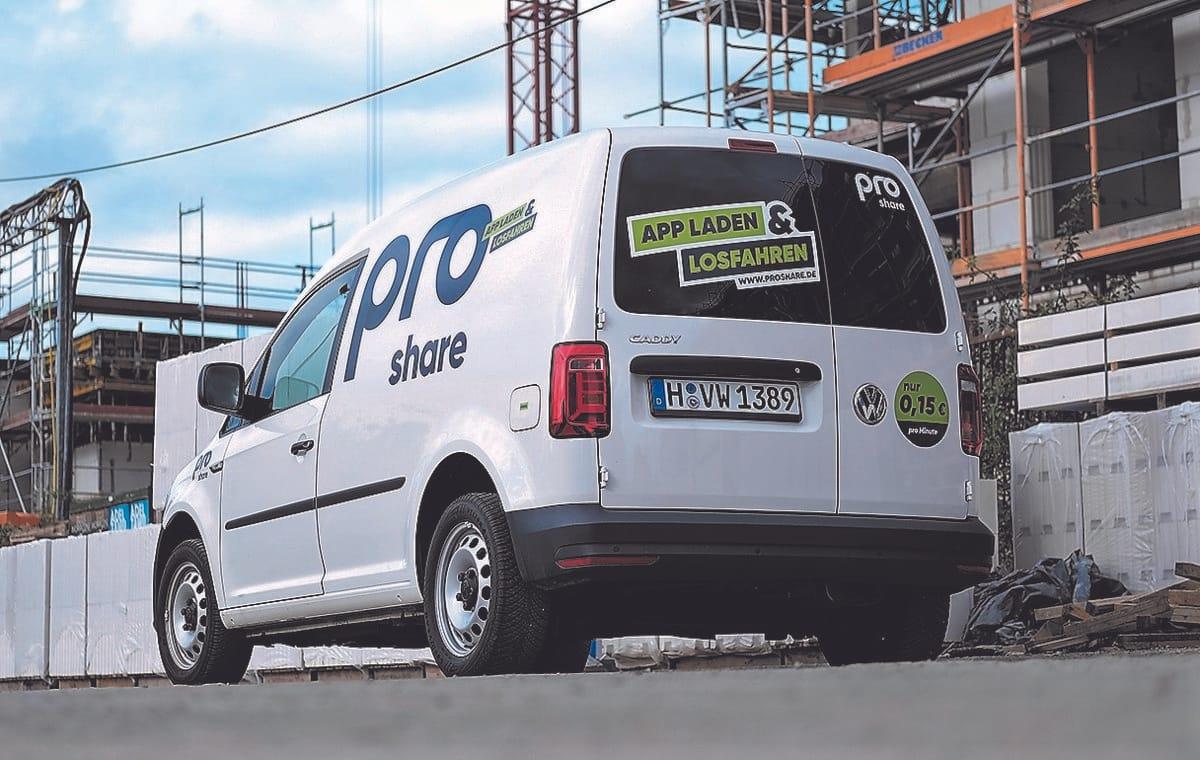 Miet-Transporter: Mit Ersatzfahrzeugen immer mobil bleiben