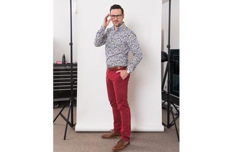 Christoph Mätzold Styleguide