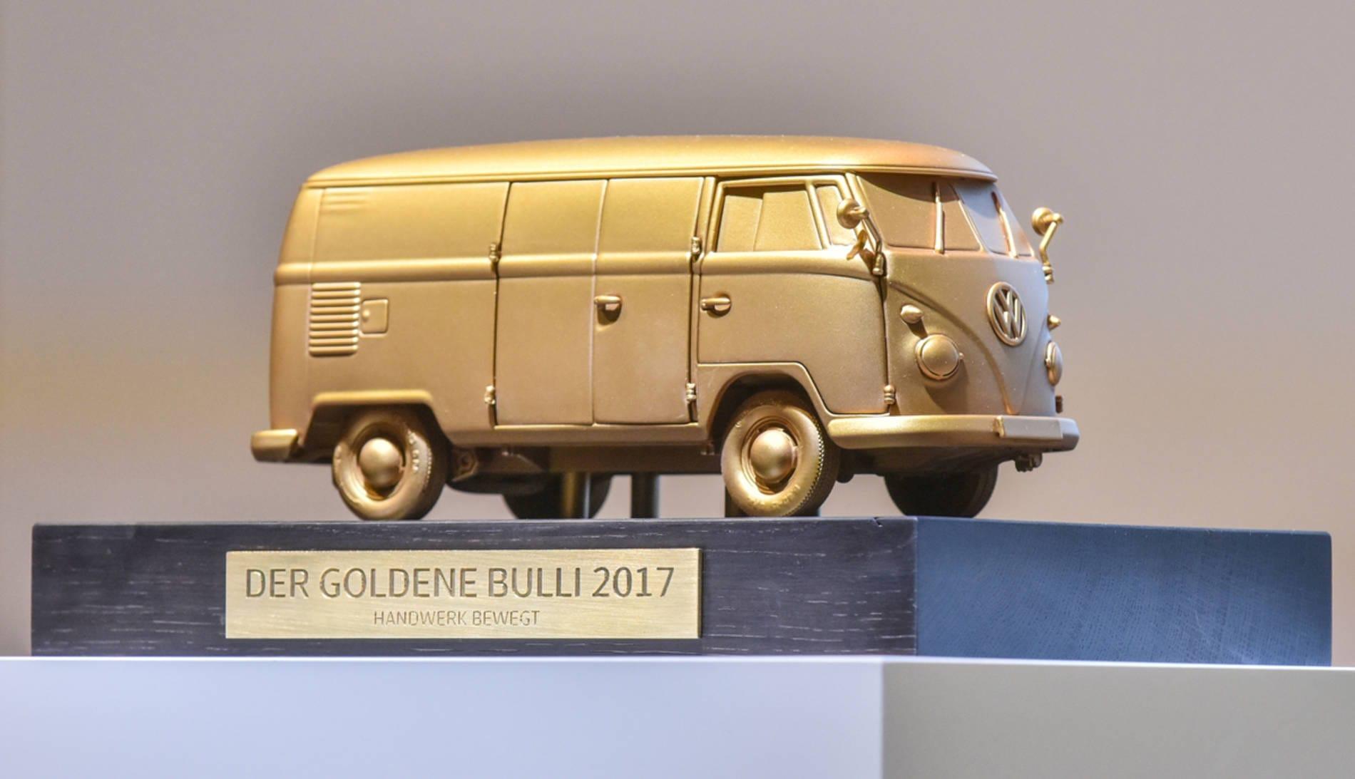 Goldener Bulli 2017