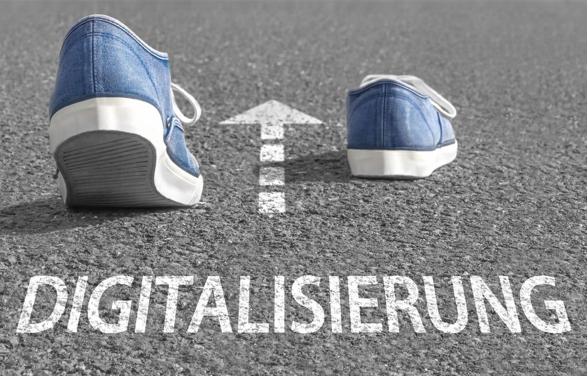Digitalisierung: Diese finanzielle Förderung gibt es
