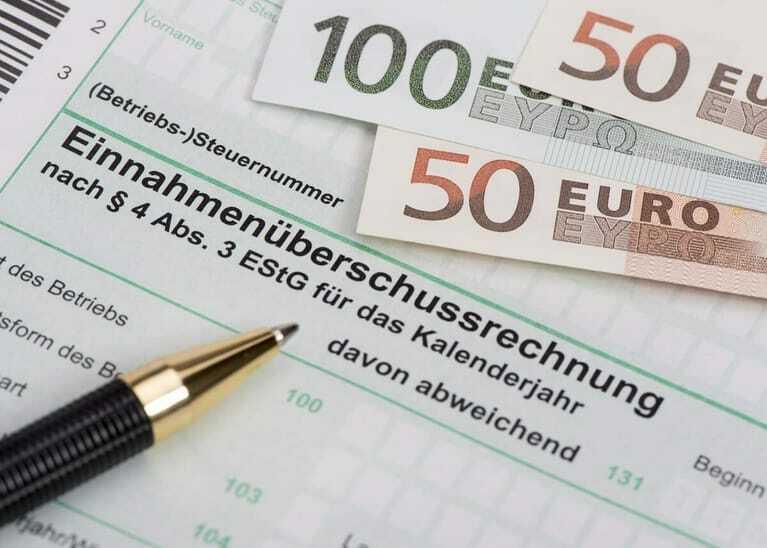 Einnahmenüberschussrechnung, EÜR, Bilanz