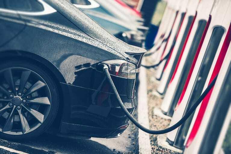 Elektroauto, Elektromobilität, Elektrofahrzeug, Tesla