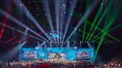 Wie im vergangenen jahr in Budapest bei den EuroSkills wird es auch in Kasan eine große Eröffnungsfeier geben.
