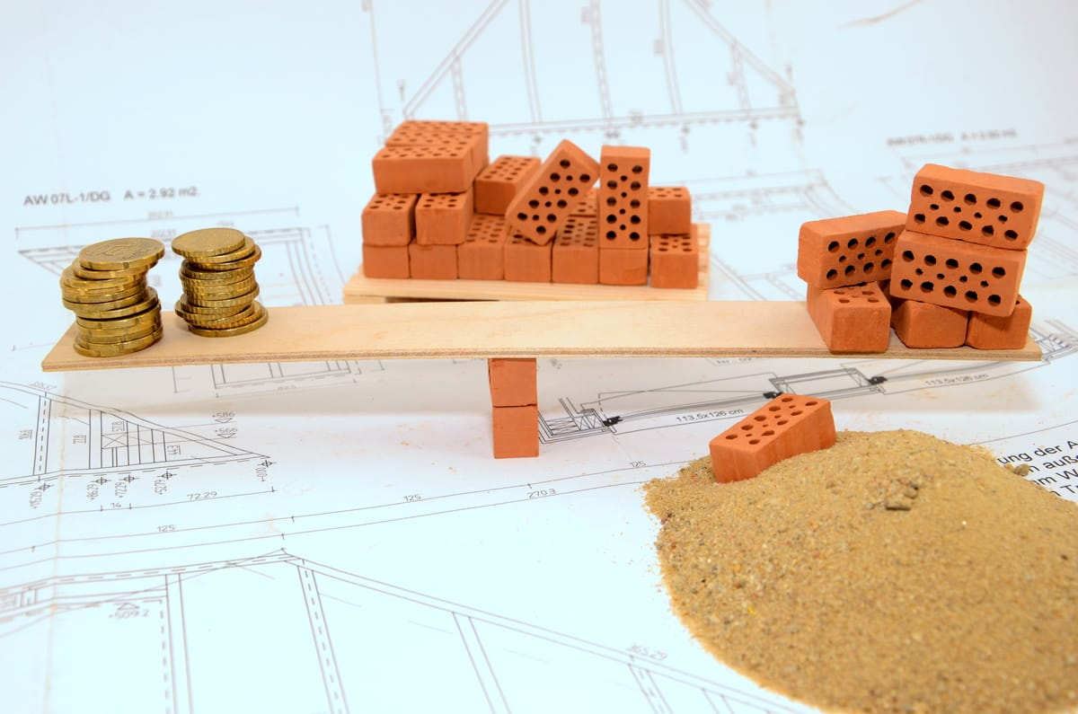 Grunderwerbsteuer: Wann Baukosten zu berücksichtigen sind