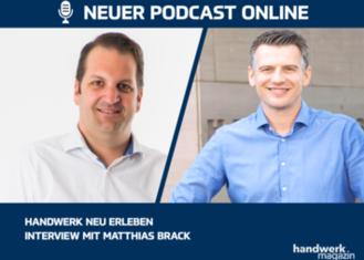 Das Handwerk mit allen Sinnen erleben: Interview mit Schreinermeister Matthias Brack