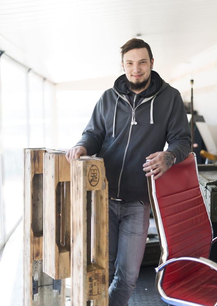 Upcycling: Fabian Flachmeyer
