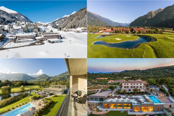 Newsletter-Gewinnspiel: 3 x 500 € Gutschein von Hamacher Hotels & Resorts