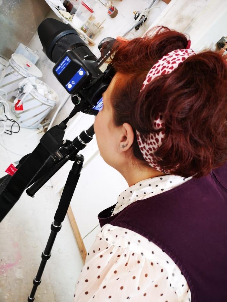 Geflüchtete mit neuer Perspektive: Shooting in Struckum