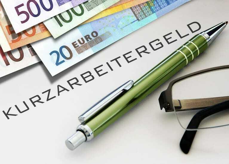 Kurzarbeitergeld, Zuschuss, Steuerentlastung