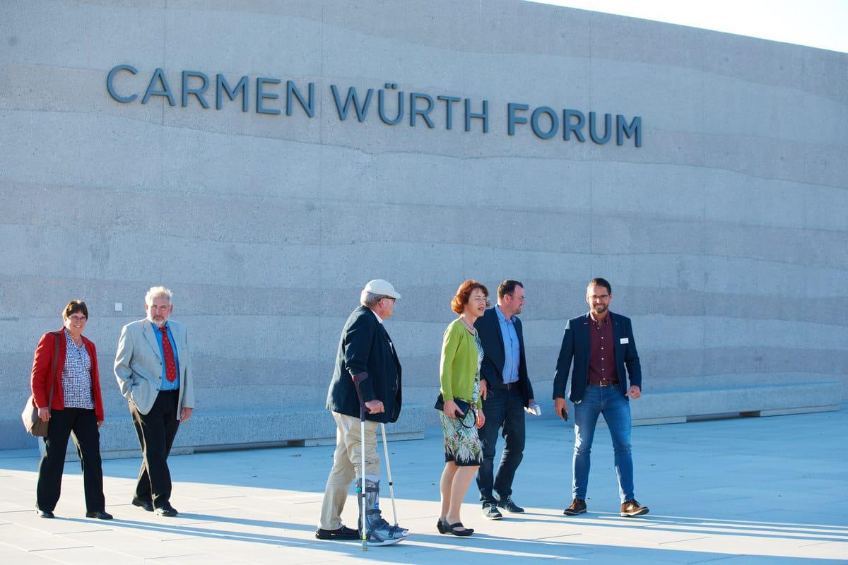 Carmen Würth Forum, Künzelsau