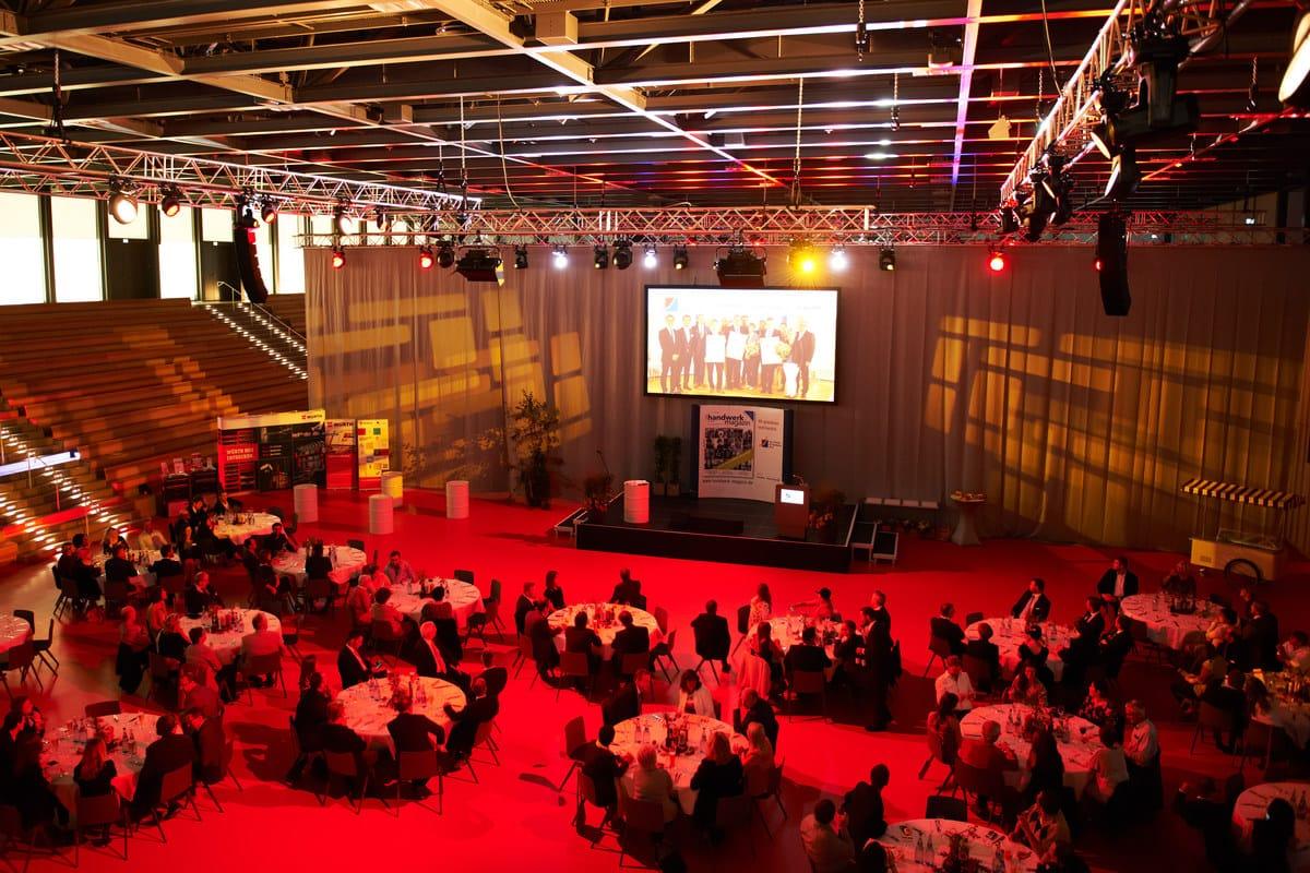 Carmen Würth Forum Festsaal