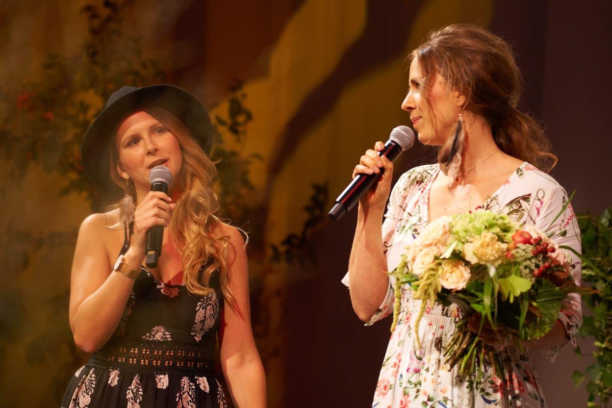 Julia Schindelmann und Ramona Mayr