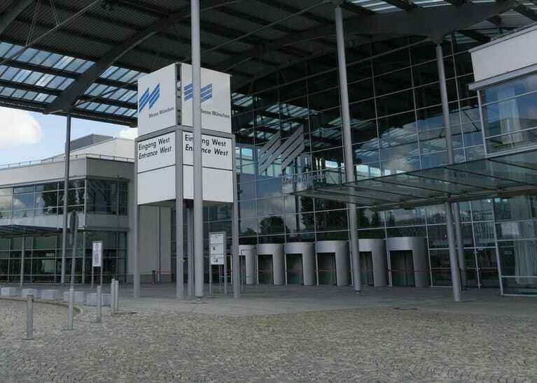 Messegelände München, Keine Veranstaltung, Absage