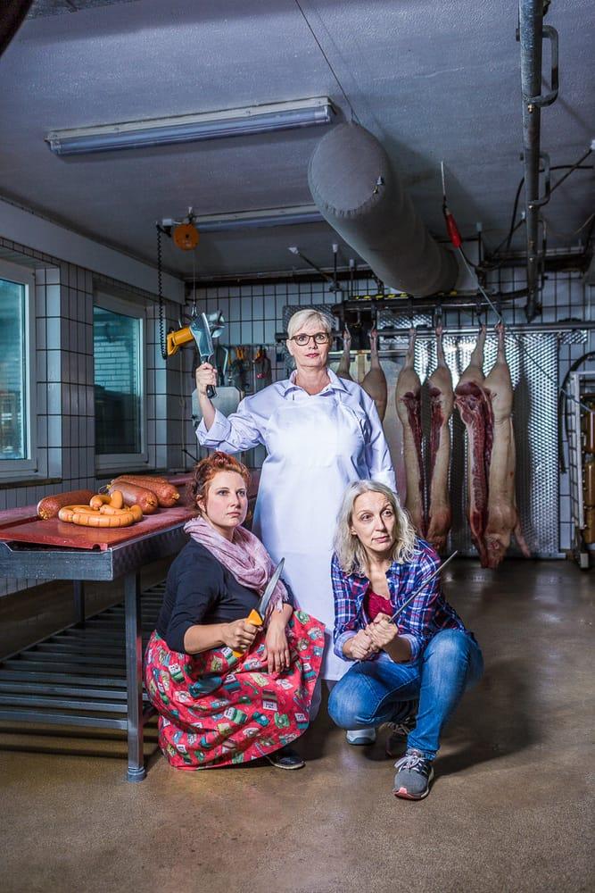 Powerfrauen im Handwerk