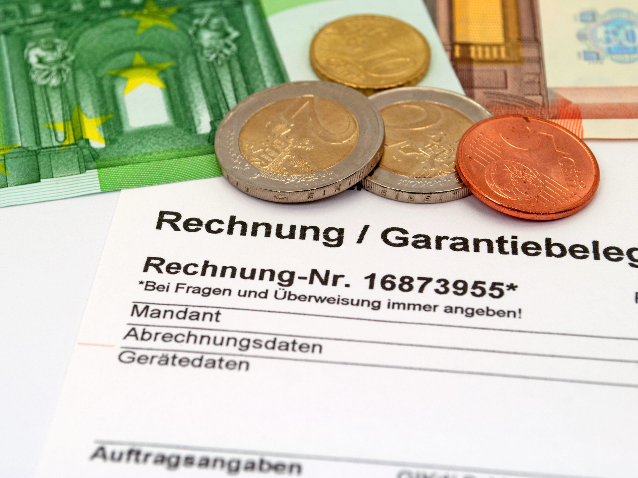 Handwerker-Knigge Teil 5: Richtige Rechnungsstellung – Es geht um Ihr Geld