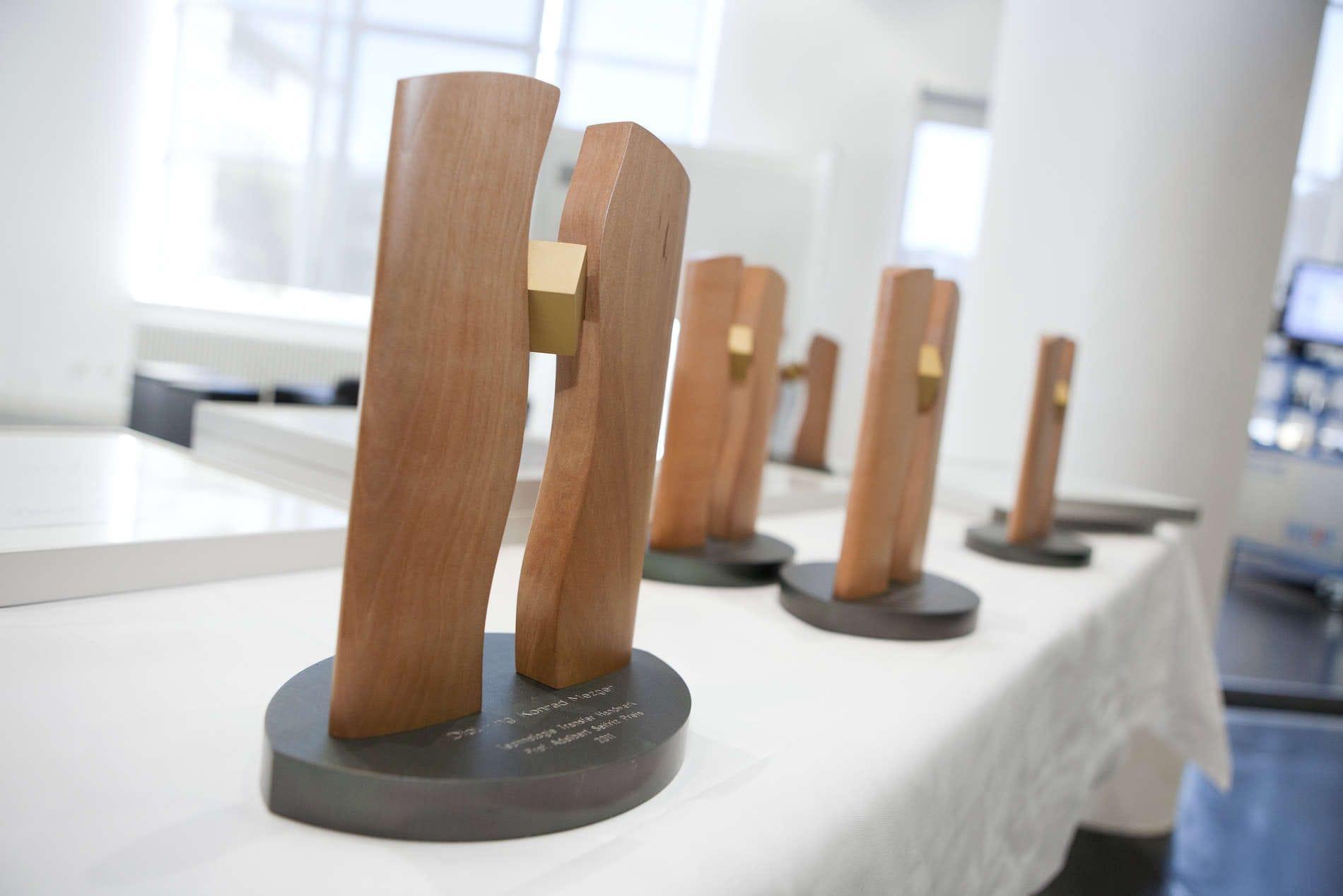 Preisverleihung Seifriz 2011