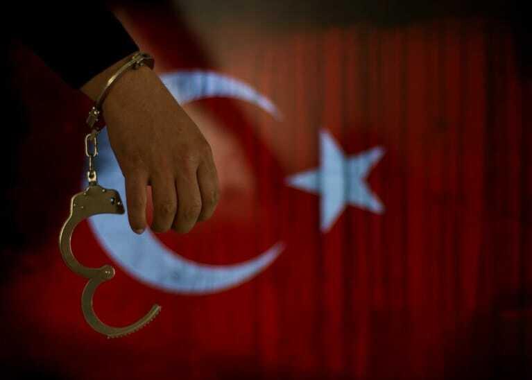 Selbstanzeige Türkei, Straftat Türkei