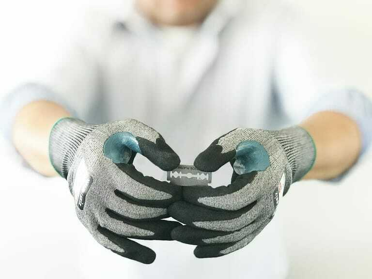 Schnittschutzhandschuh vonSeiz