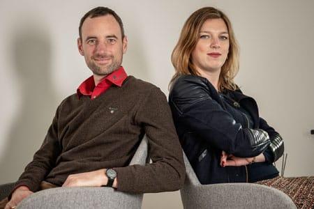 Stefan und Meike Knaut