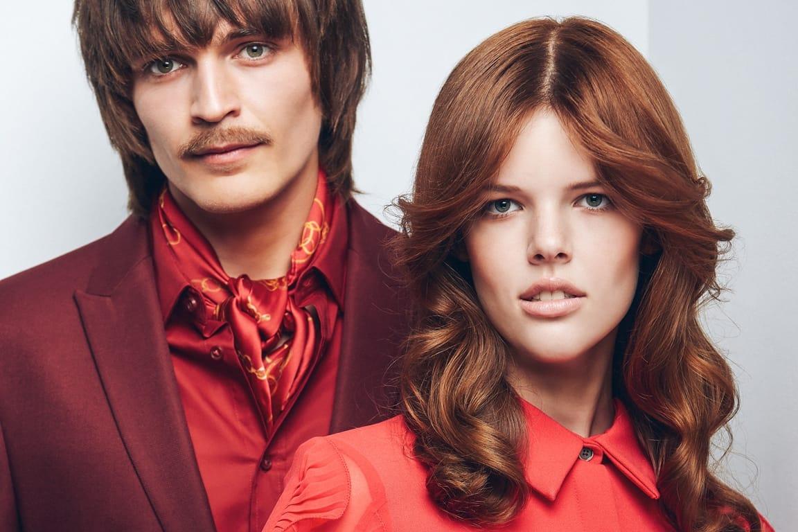Frisurentrends 2019: Retro-Futurismus und 70er-Looks